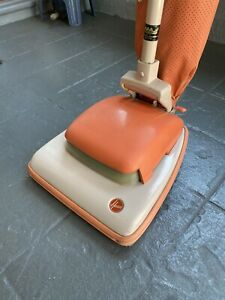 Retro Hoover Model 714 Vintage Pink Convertable Vacuum Cleaner