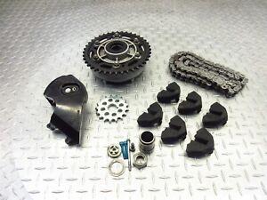 VORTEX 436ZK-40 CAT5 Black Rear Aluminum Sprocket 530 Suzuki Hayabusa TL1000R//S