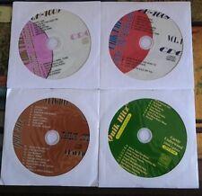 4 CDG DISCS FEMALE COUNTRY KARAOKE HITS-SWIFT,UNDERWOOD,ANTEBELLUM,LAMBERT CD+G