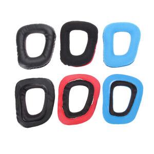 Replacement Ear Pads Cushions for Logitech G35 G930 G430 F450 Headphones