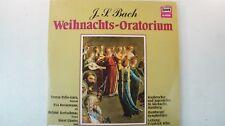 Bach Weihnachts Oratorium St Michaelis Hamburger Symphoniker EUROPA214003.9LP110