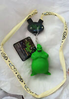 Disney Parks Light-Up Nightmare Before Christmas Oogie Boogie Necklace Lanyard