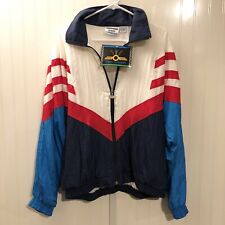 Vintage 70s Jimmy Connors Tennis Jacket Nwt Men's Large L Rare Gem New With Tags