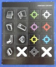 Clue Secrets & Spies Replacement Game Part Piece Agents Score Markers Item Token