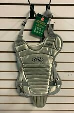 Rawlings RCPY Youth Catcher's Chest Protector Silver