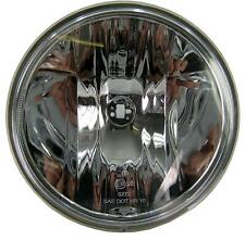 """Round 7"""" Crystal lucas type spot lamp headlight  H1 24v vintage lorry bedford"""