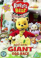 Rupert The Bear Vol.1 - Rupert And The Giant Egg Race (DVD, 2010)  New & sealed