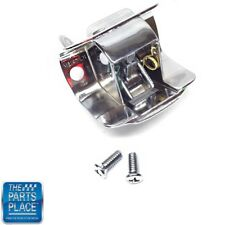 1961-64 B & C Body Cars Convertible Top Latch Assembly Chrome - Left Hand