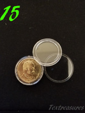 15 AIRTITE-A26 AIRTIGHT CAPSULE DIRECT FIT For Presidential Dollar