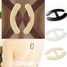 10X Bra Strap Clipper Push Up Clip Control Cleavage Boost Buckle Sport Racerback