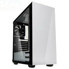 Kolink Stronghold Midi-Tower - PC case - Computer Case - Real Glass Side Noir