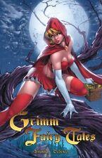 Grimm Fairy Tales Volume 1, Brusha Tedesco, HC Limited ed. / 500 copies (bx22)
