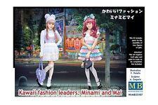 MasterBox MB35187 1/35 Kawaii fashion leaders. Minami and Mai