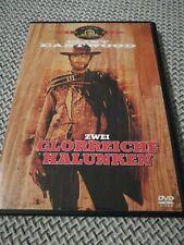 Zwei glorreiche Halunken - Western DVD - Clint Eastwood - wie neu