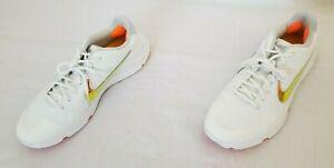 Womens Size 11 White Nike Alpha Huarache Elite 2 Turf Softball Shoes CJ9988-102