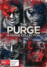 The Purge / Purge (DVD, 2018, 4-Disc Set)