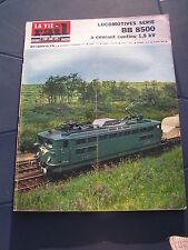 vie du rail 1965 1009 FRASNE VALLORBE CIWL BOULOGNE SAINT MARTIN WIMEREUX PORTEL