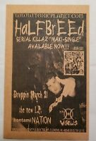 Halfbreed - Serial Killaz Promotional Flyer house of krazees twiztid the r.o.c.