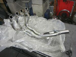 KAWASAKI ZX10R 04-05 BRAND NEW QUALITY AFTER MARKET DOWN PIPE/ EXHAUST Uk seller