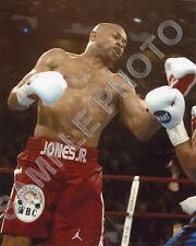 ROY JONES JR.  BOXING 8x10 PHOTO
