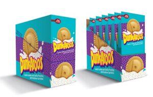 Dunkaroos 6 Pack Snack Vanilla Creme Rainbow Sprinkles Nostalgia EXP JAN 2022