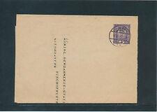 3 Heller Ganzsachen-Zeitungsschleife 1917 aus Wien   19/4/15