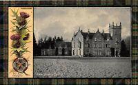 POSTCARD  SCOTLAND  -  INVERGORDON CASTLE