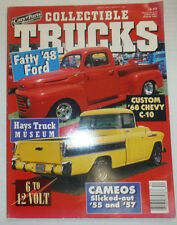 Collectible Trucks Magazine Fatty '48 Ford Hays Truck Museum Winter 1993 020915R