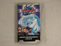 Beyblade Battle Highlights: Asian Tournament Finals (VHS)