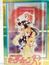 Vintage Sailor Moon Naoko Takeuchi Bandai Prism Trading Card Carddass Sticker
