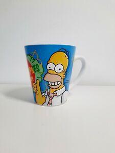 The Simpsons Homer Simpson Mug Cup Kinnerton 2006 Funny No Catastrophes Fox