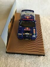 1/43 Minichamps Volkswagen Race Touareg car #307 Red Bull 2005 Dealer Edition