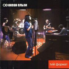 Okean Elzy - Tviy format  -  brand new - Digipak-Ukrainian CD