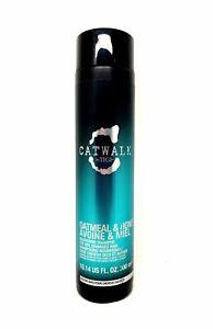 TIGI Catwalk - Oatmeal Honey Avoine Miel - Nährendes Shampoo Nourishing 300ml