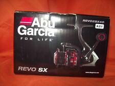 ABU GARCIA REVO SX SPINNING REEL 6.2:1 GR REVO2SX40 1365350