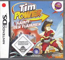 Tim Power - Kampf den Flammen (Nintendo DS)