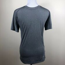Nike Men Pro Combat Dri-Fit 2.0 Fitted Short Sleeve Workout Shirt Top - S