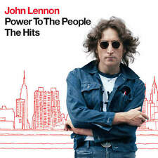 JOHN LENNON - POWER TO THE PEOPLE: THE HITS CD & DVD SET (2010)