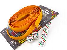 3ttt handlebar tape yellow Ribbon vintage Bicycle Racing Touring 3T NOS