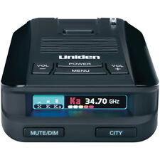 UNIDEN DFR8  Super Long Range Radar & Laser Detector w/ Voice Notifications