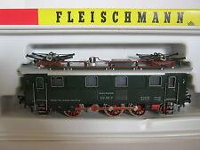 Fleischmann HO 1332 E-Lokomotive BtrNr 132 101-7 DB grün (RG/BB/109S1)