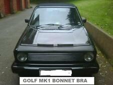VW GOLF MK1 GTI CABRIOLET CADDY BONNET BRA