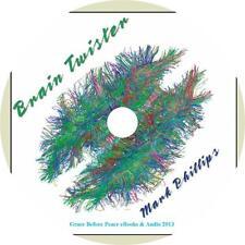 Brain Twister, a Randall Garrett Sci-Fi Action Mystery Audiobook on 1 MP3 CD