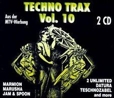 NEW Techno Trax Vol. 10 (Audio CD)