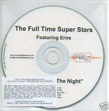 (609Q) The Full Time Super Stars, Waiting for th- DJ CD