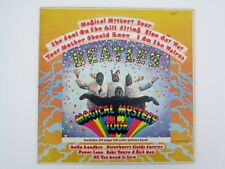 ERRORS BEATLES MAGICAL MYSTERY TOUR 1967 33RPM LP USA 1ST STEREO CAPITAL RECORDS