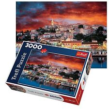 Trefl 3000 Piece Adult Large Vrsar Istria Holiday Resort Croatia Jigsaw Puzzle