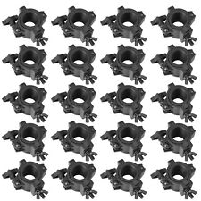 20 Pack Duty 33lb Stage Light Clamps Fit 25mm(F14) 36mm(F24) 48mm(F34)