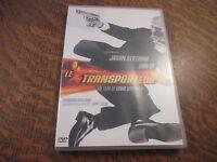 dvd le transporteur un film de louis leterrier