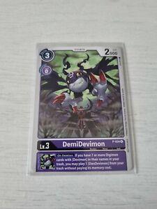 Digimon TCG - DemiDevimon - Promo (Non-Foil) - P-034